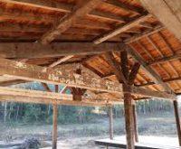 Old truss 12