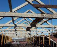 Old truss